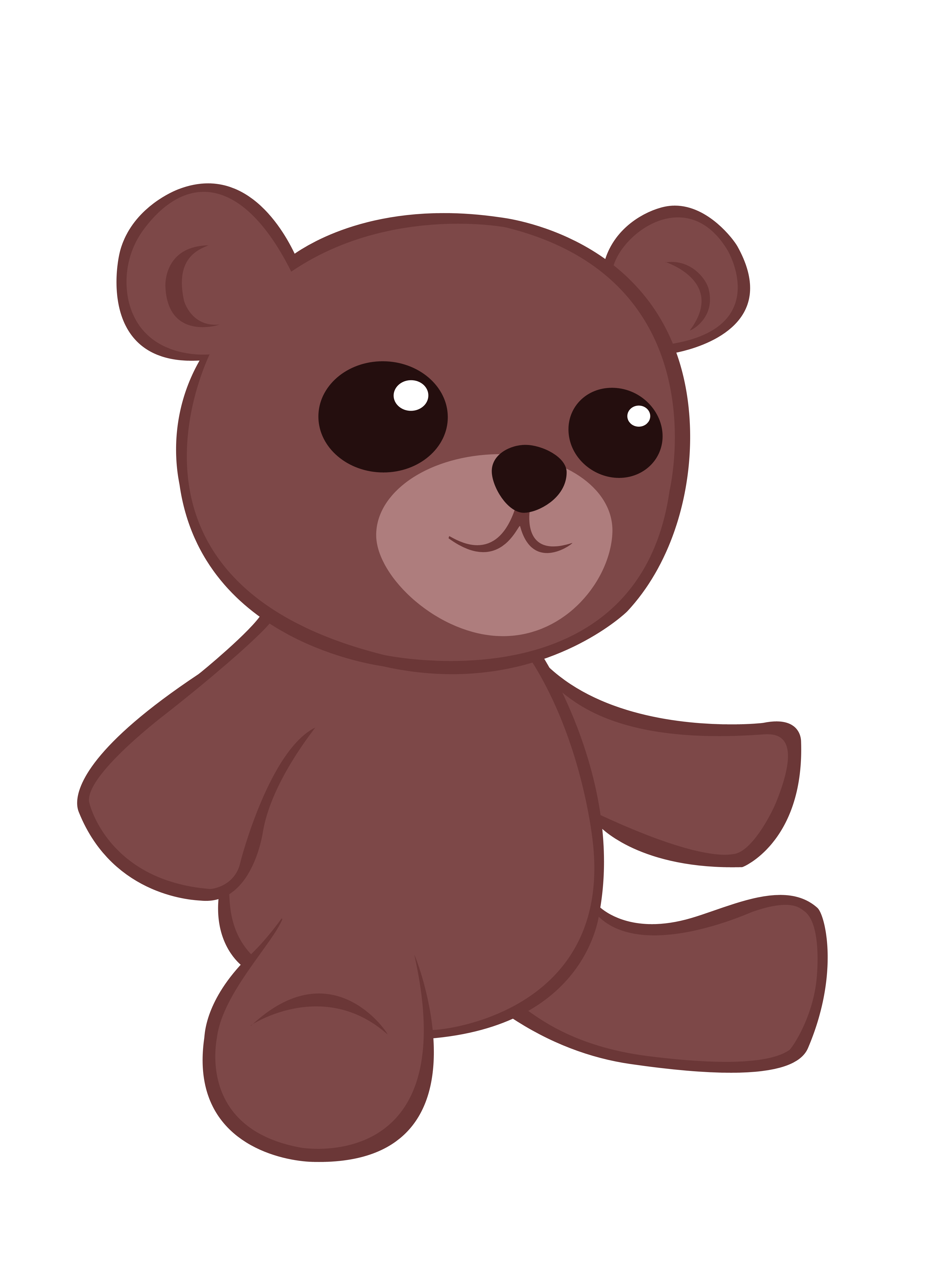 Bear vector png. Teddy by sofunnyguy on