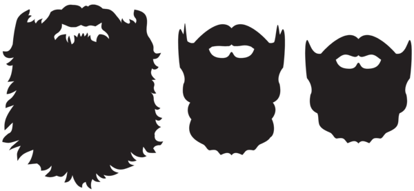 Beard clipart. Png images free download