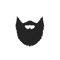 Beard clipart. Download free png photo