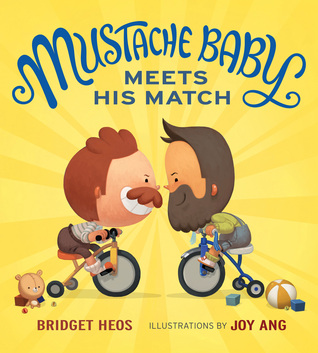 Beard clipart baby mustache. Meets his match by