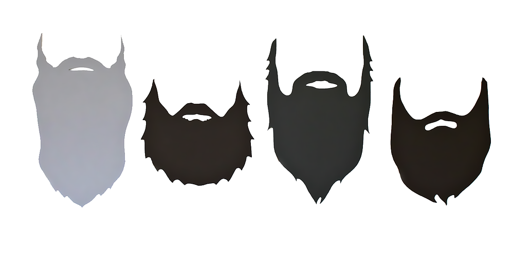 Beard clipart long beard. Abu ruqya cut the