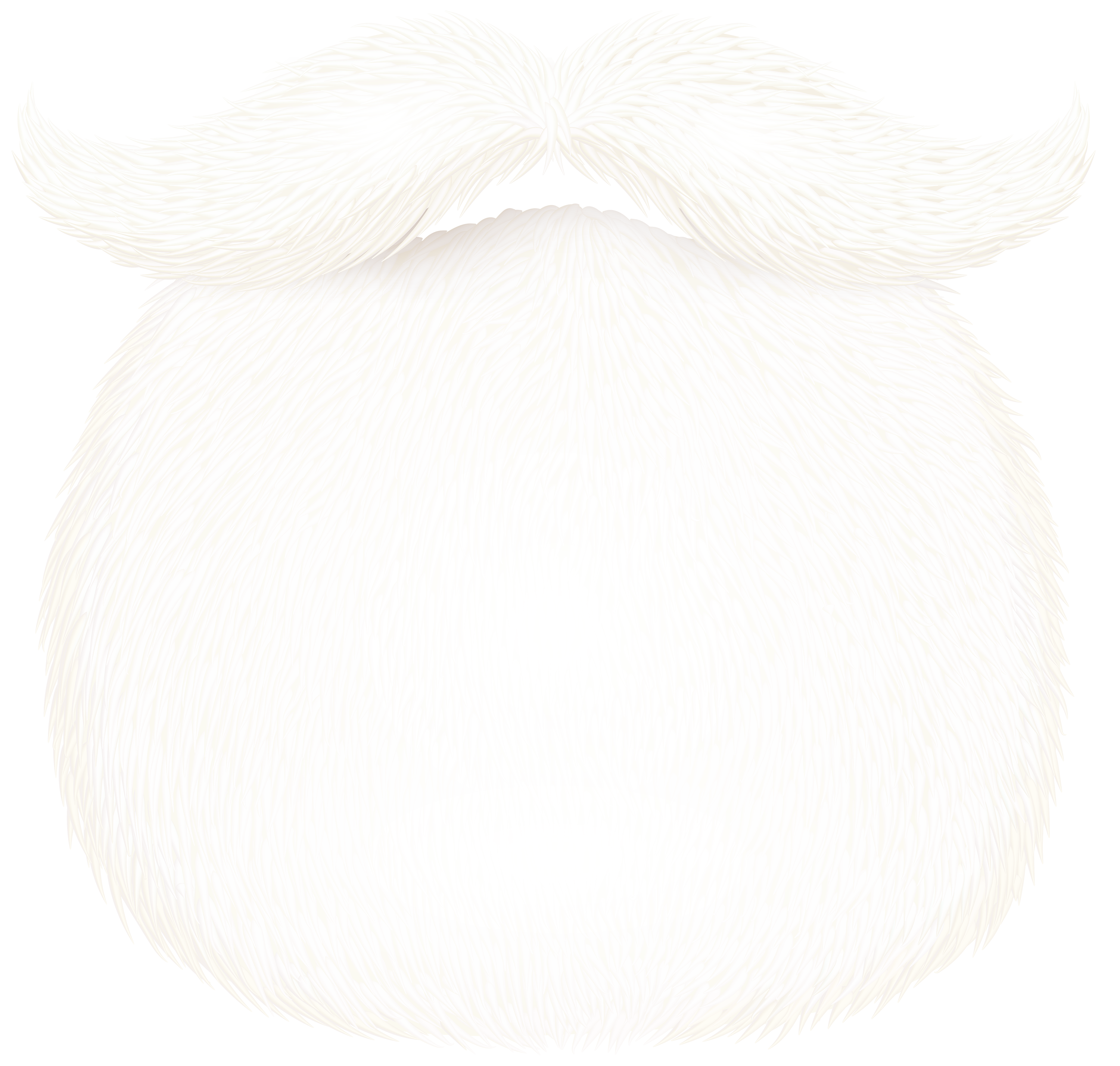 Beard clipart long beard. Santa claus png image