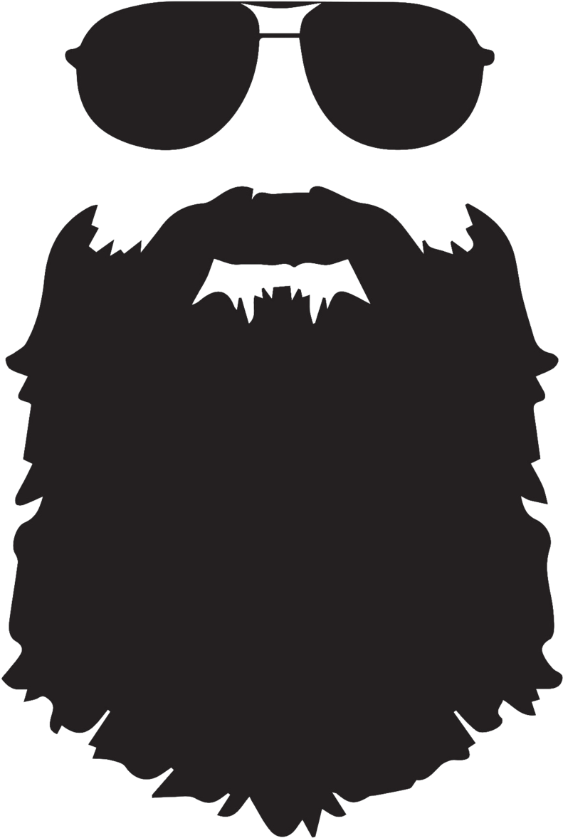 Beard silhouette png. Download hd transparent image