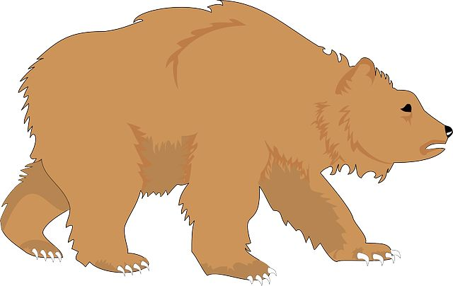 Bears clipart bear crawl. The best images on