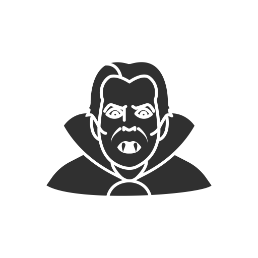 Beast fangs icon png. Famous characters add on