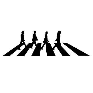 Beatles vector abbey road. The in pinterest
