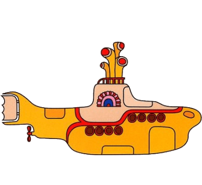 Beatles vector yellow submarine. Download free snowboarding silhouettes