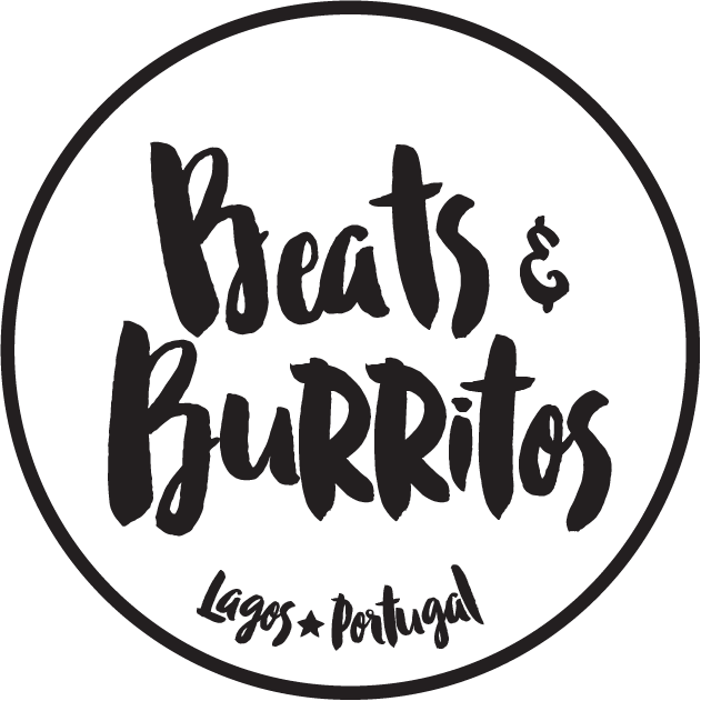 Beats drawing. Burritos mexican restaurant with