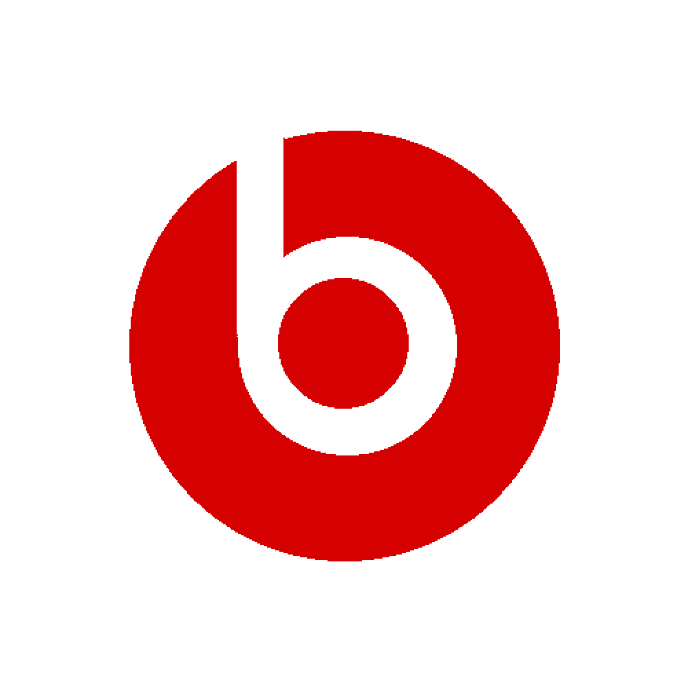 Beats drawing red. Pixilart logo by lukie