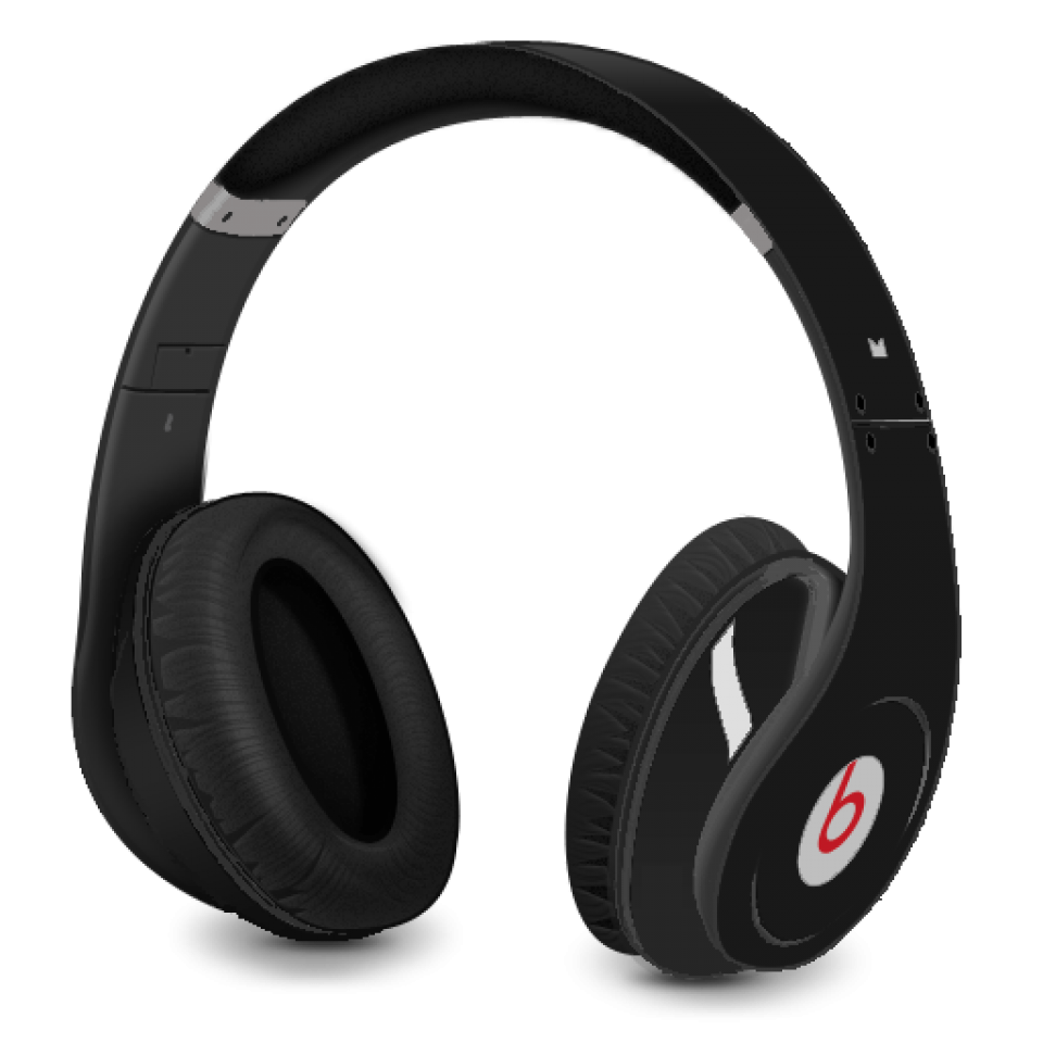 Beats headphones png. By dre studio