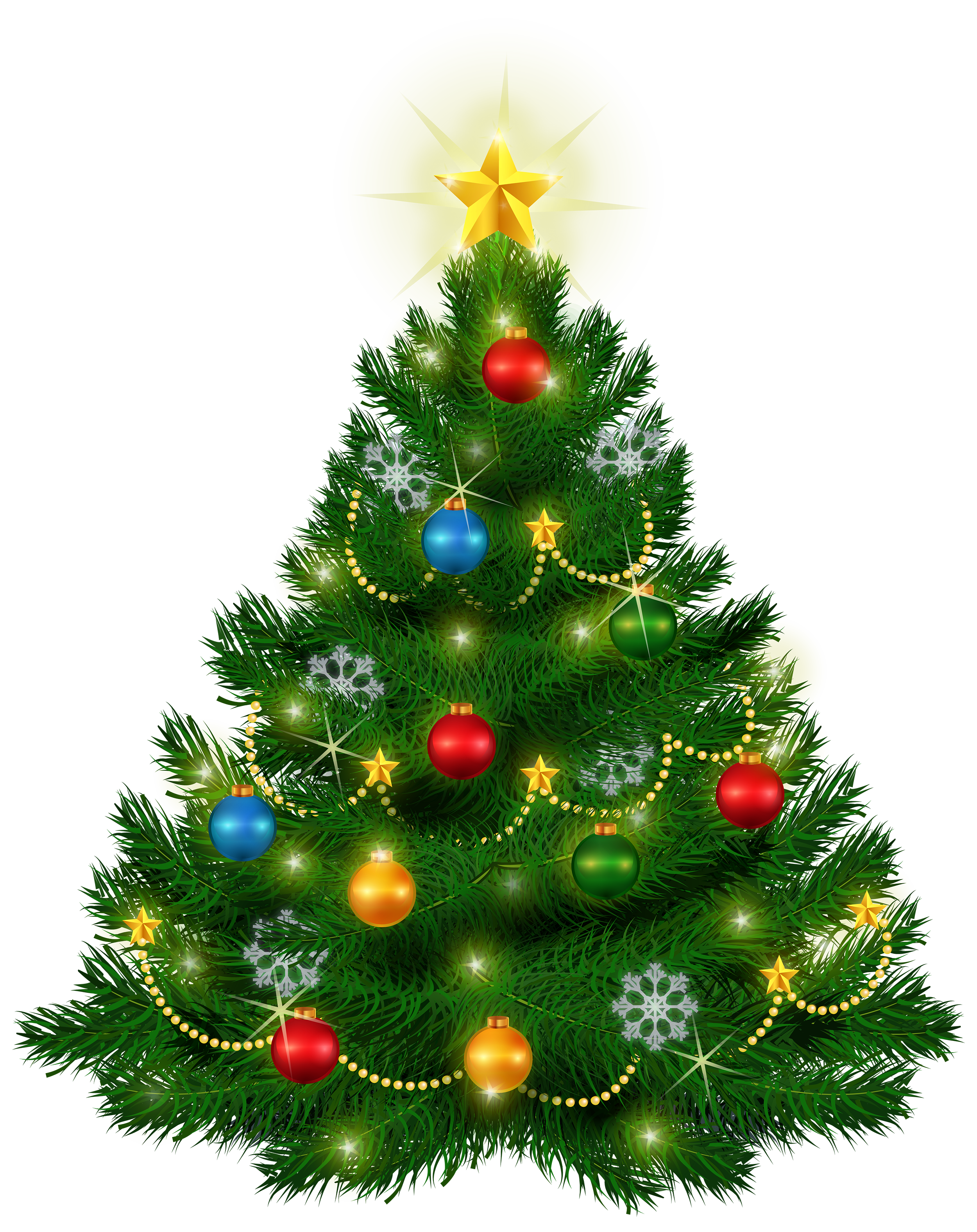christmas tree clip art png