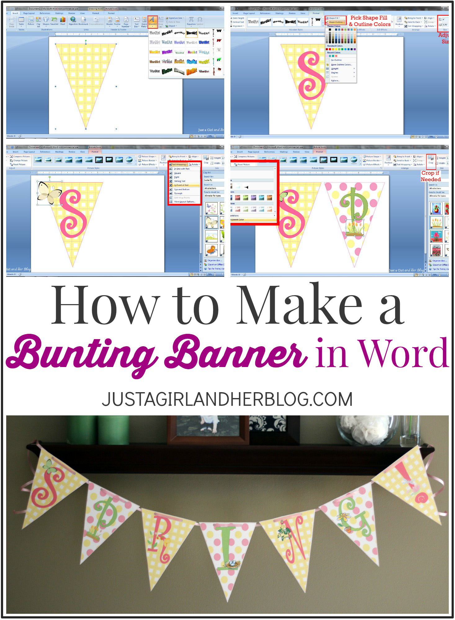 Beautiful clipart word wonderful. How to make a