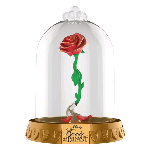 Beauty and the beast rose png. Enchanted us exclusive pop