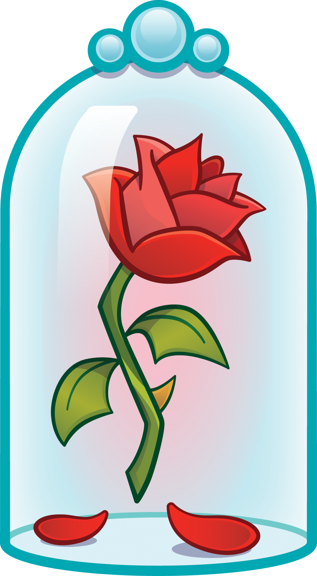 Beauty and the beast rose png. Pin by f e
