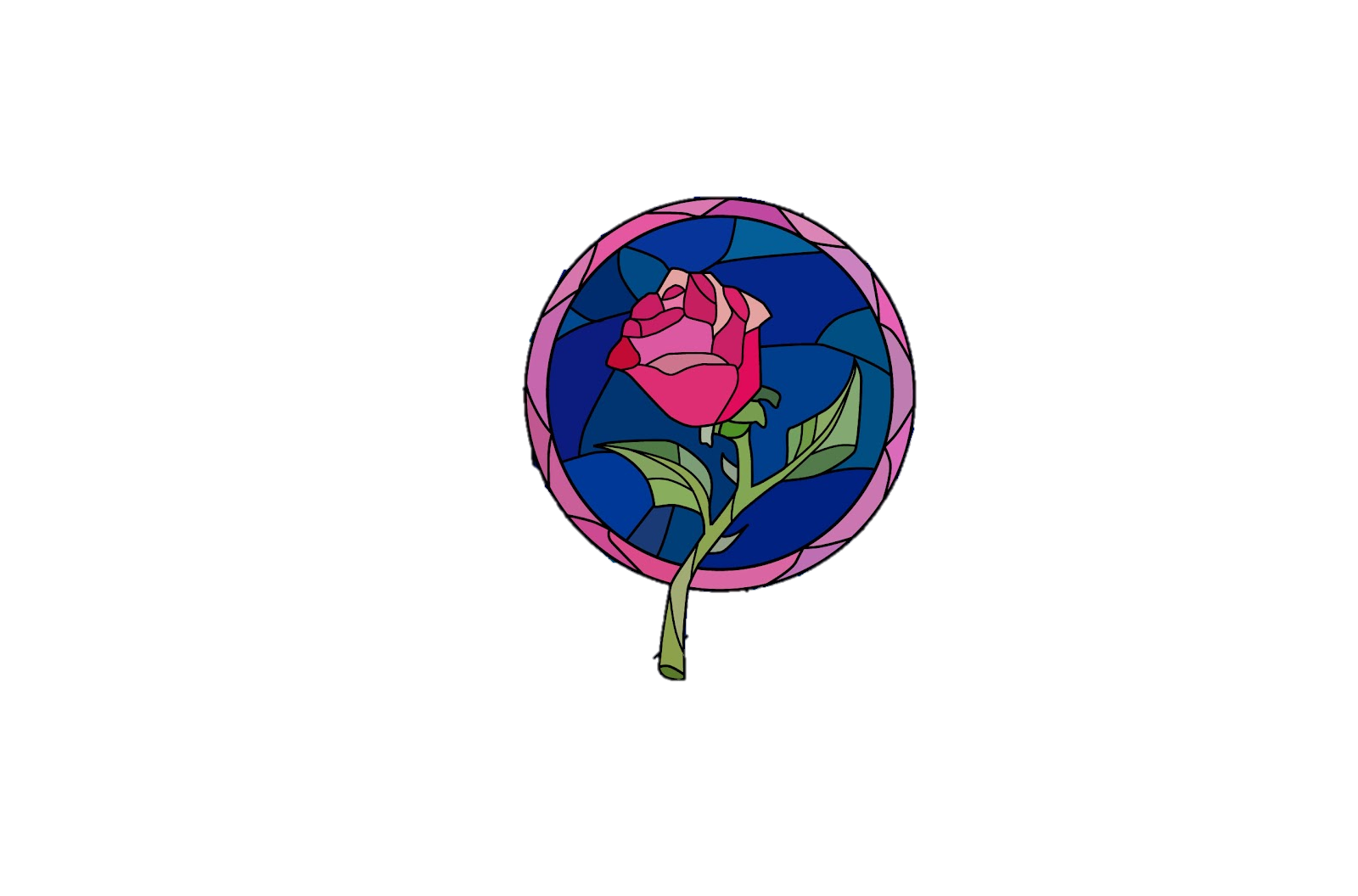 Beauty and the beast rose png. August overanalysis of disney