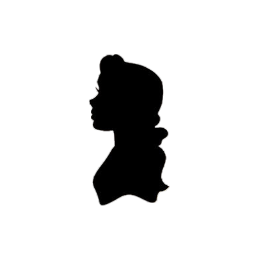 Beauty and the beast silhouette png. Image result for chip