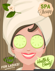Beauty clipart beauty therapist. Therapy free images at