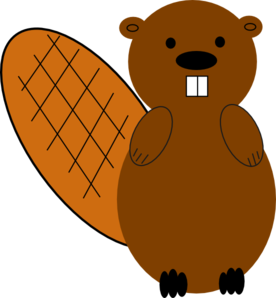 No smile clip art. Beaver clipart jpg royalty free stock