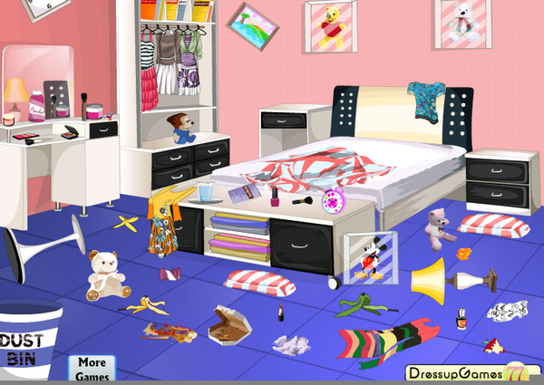 Messy bedrooms free images. Bedroom clipart 3 bed banner transparent library