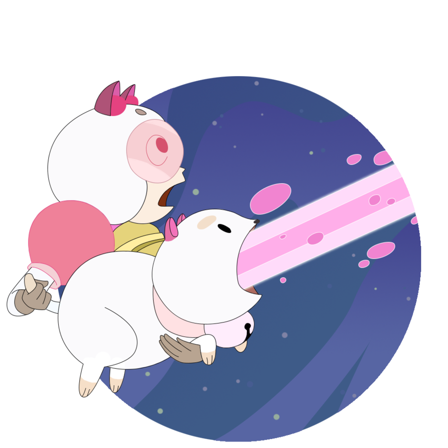 Bee and puppycat png. Sk from minecraft skin