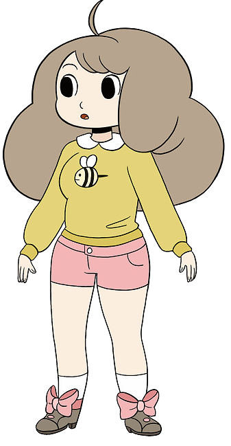 Bee and puppycat png. Imagen puppy cat wiki