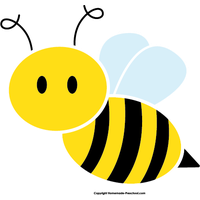 Bee cartoon png. Download category clipart and