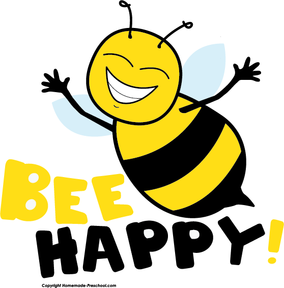 Bee clip art. Free clipart