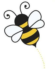 Cute drawing at getdrawings. Bee clip art bumble bee picture freeuse library