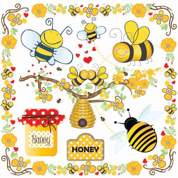 Bumblebee clipart nest pencil. Bee clip art bumble bee picture freeuse
