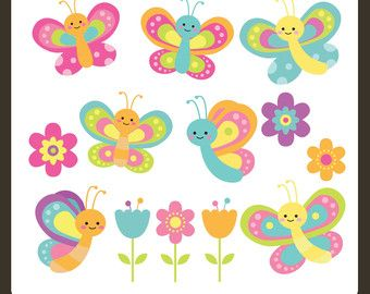 Bee clip art butterfly. Clipart bumble flower beehive