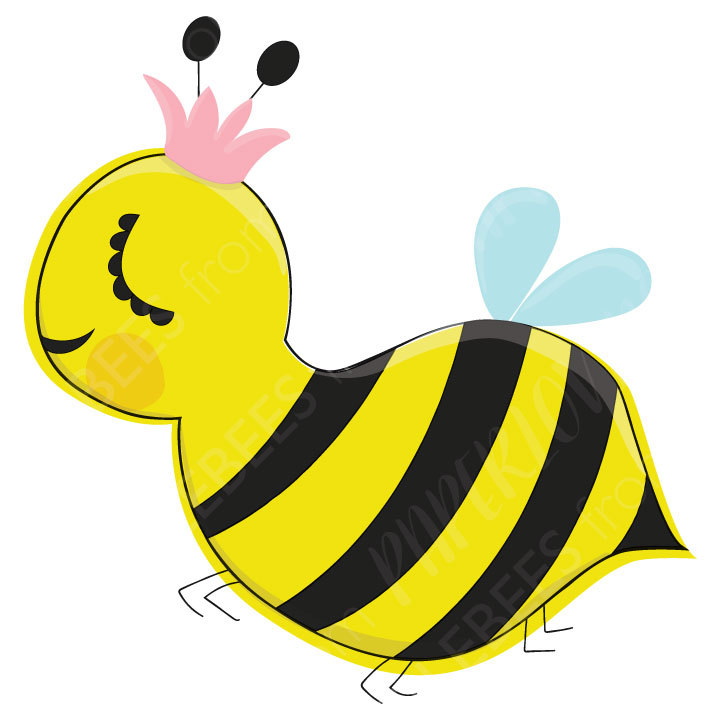 Bee clip art cute. Happy bumble clipart bumblebee