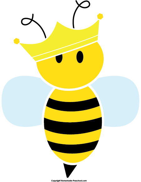 Bee clip art cute. Free clipart click to