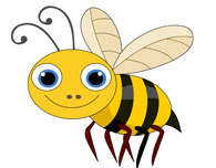 Bee clip art insect. Search results for wasp