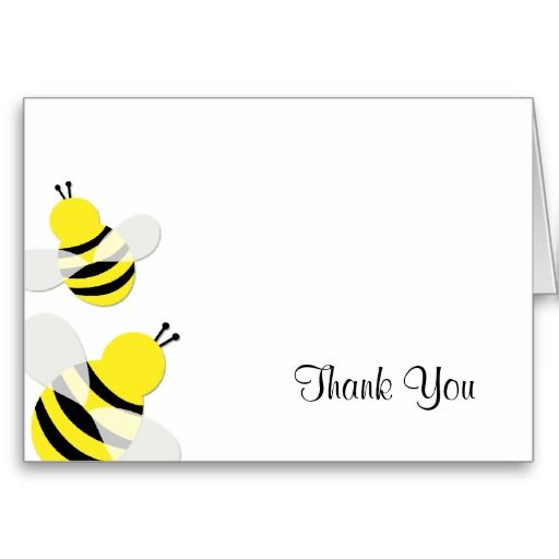 Bee clip art thank you. Yellow and black bumble