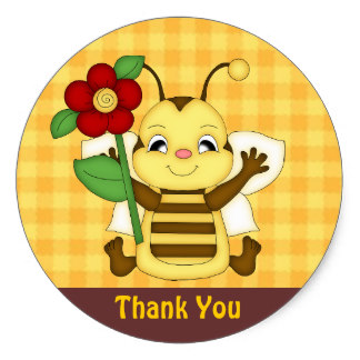 Bee clip art thank you. Jhearzika s content page