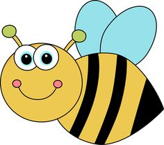 Bees clipart teacher. Bumble bee template printable
