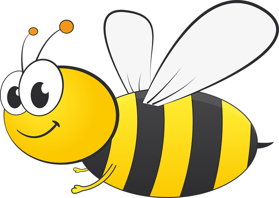 Bees transparent flying. Free png honey bee