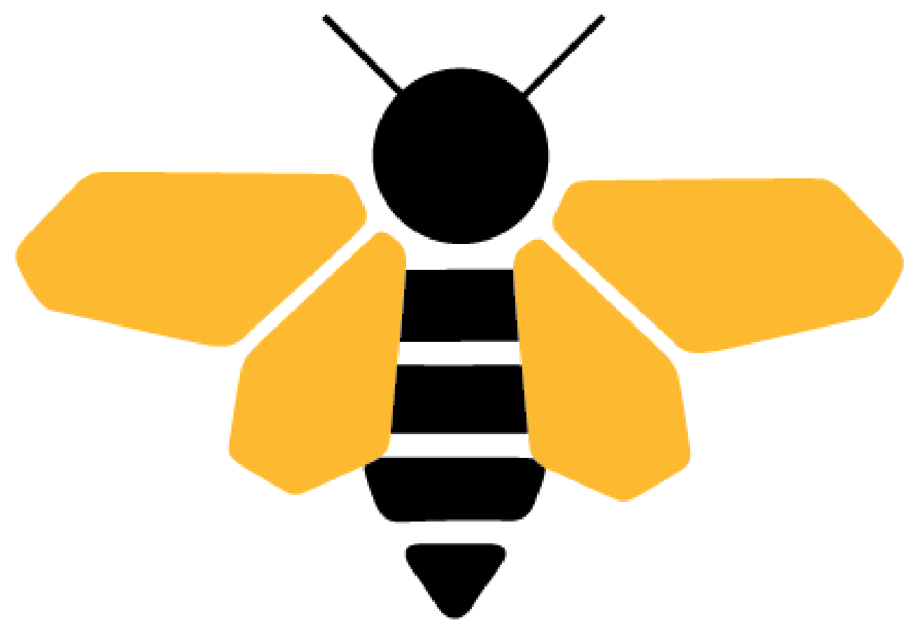 Bee logo png. Images free icons and