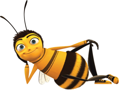 The bee movie png