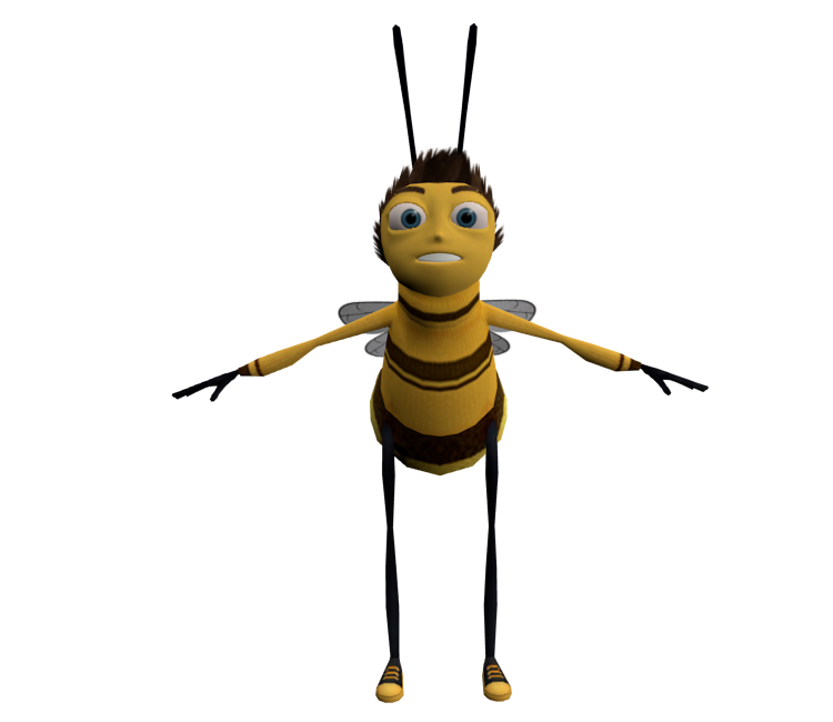 Bees transparent female. Pc computer bee movie