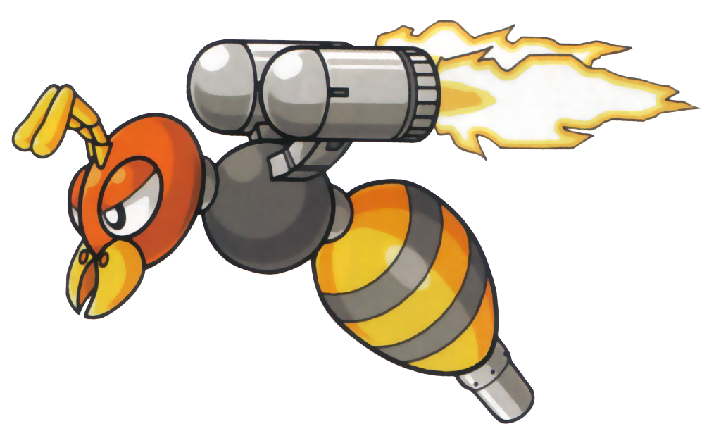 Bee png. Image sonic news network