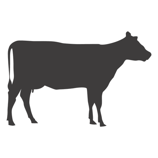 Beef vector dairy cow. Silhouette at getdrawings com