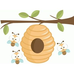 Beehive clipart beehive shape. Silhouette design store view
