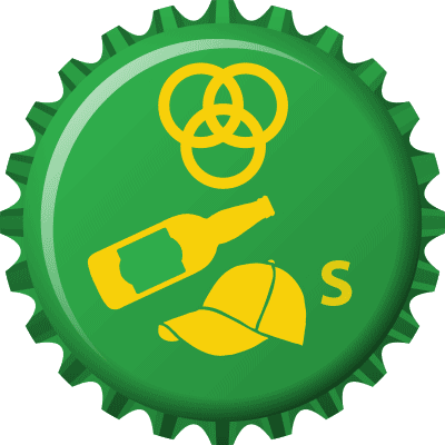 Beer bottle cap png. Ballantine riddle puzzle answers