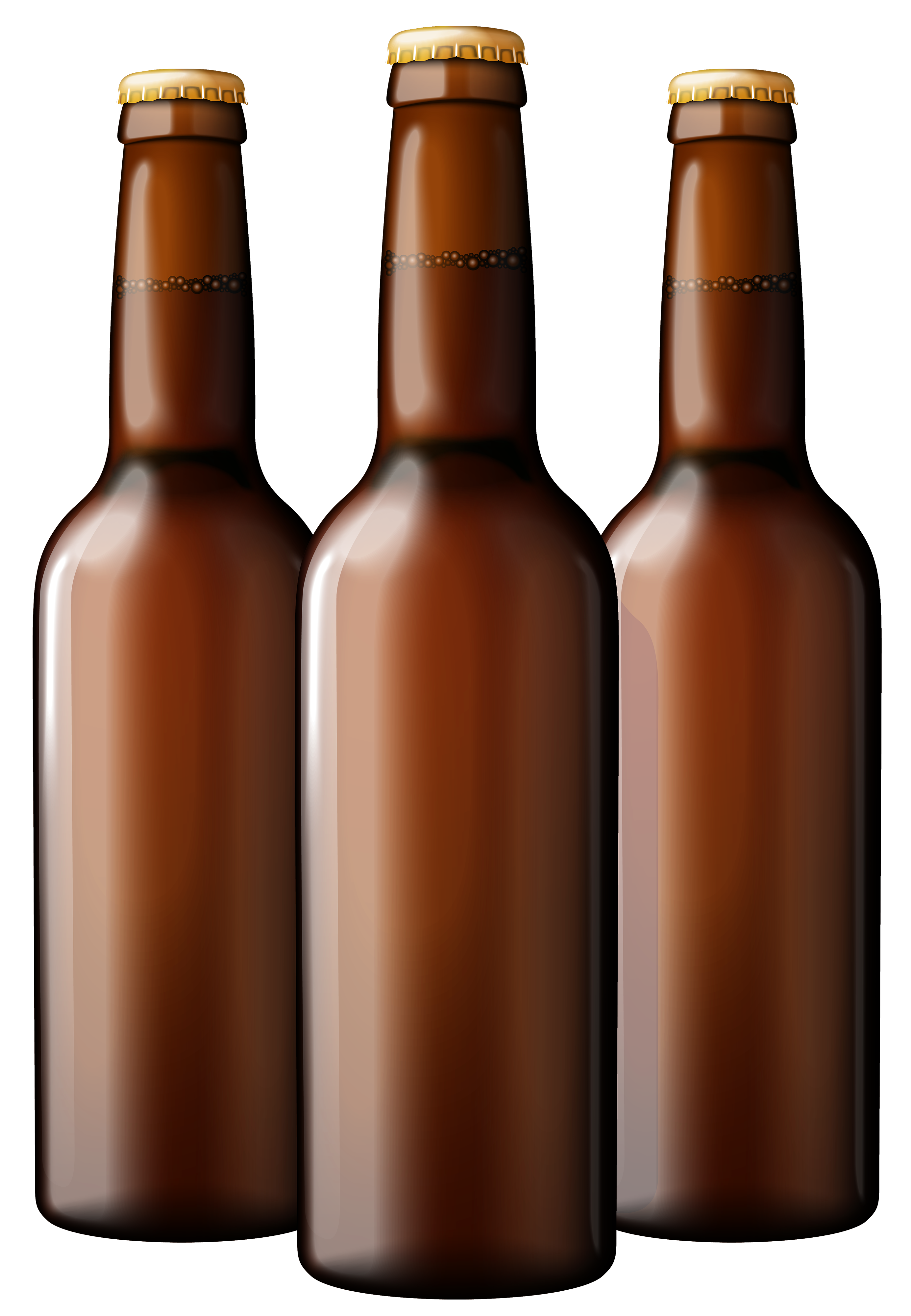 Beer bottle clip art png. Brown bottles clipart best