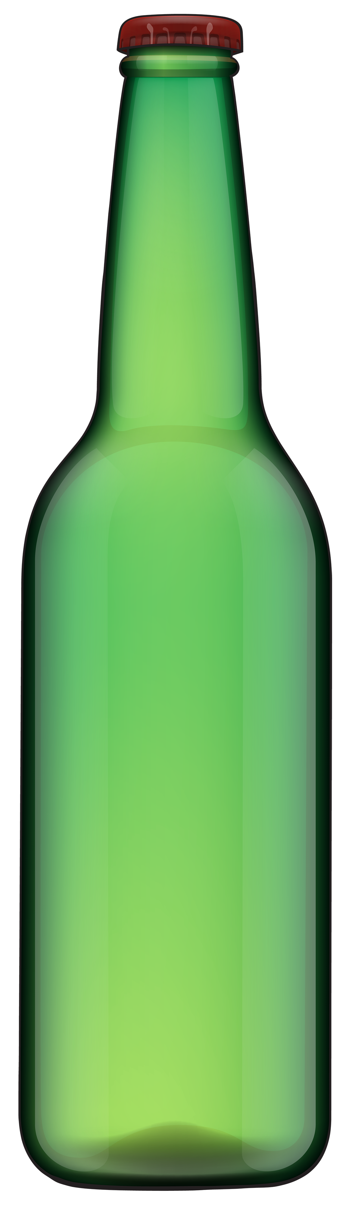 Beer bottle .png. Green png clipart best
