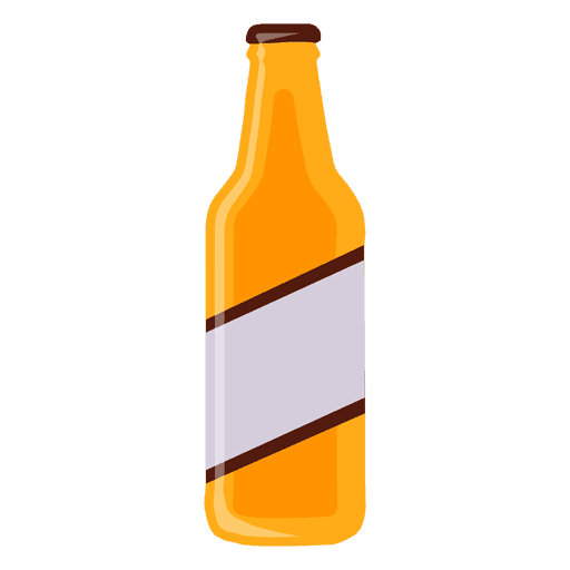 Beer bottle png. Transparent svg vector