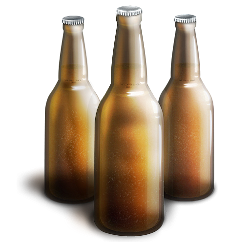 Beer bottle transparent png. Glass of image purepng