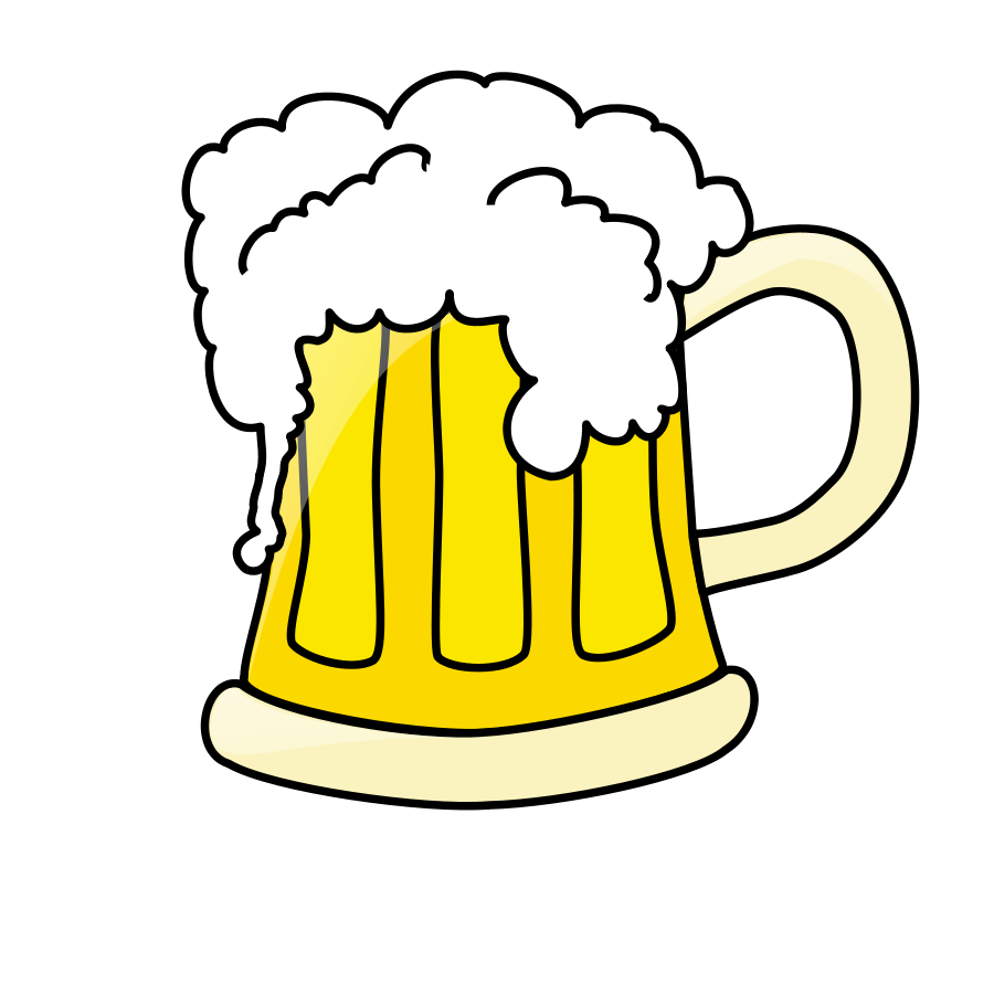 Beer clip. Art free clipart images