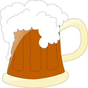 Beer clip animated. Root mug art at